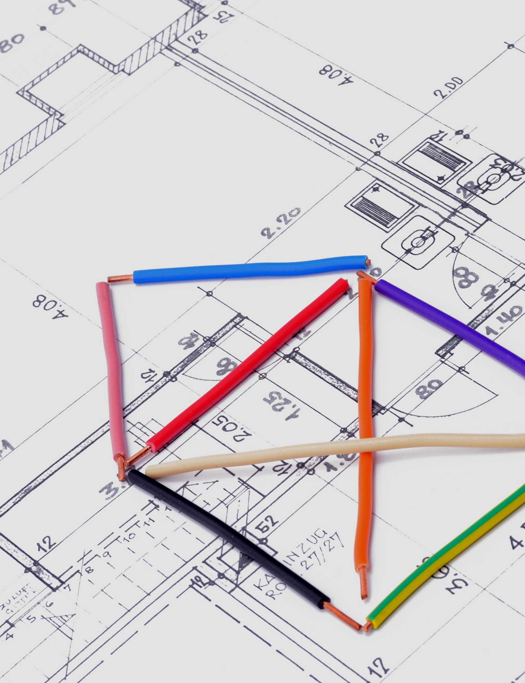 Sie planen Ihr Traumhaus, wir die passende Infrastruktur